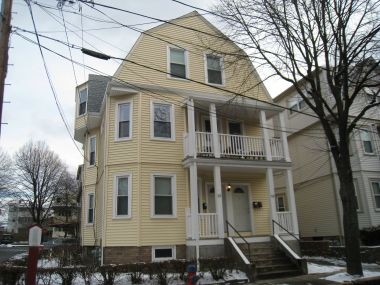 Sunny and Spacious Top Floor convenient to Davis Square - avail. Feb. 1